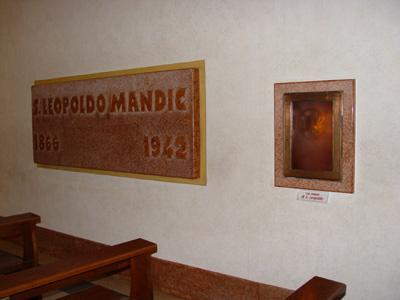 Grab Leopold Mandic