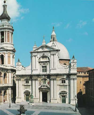 Die Kirche von Loreto