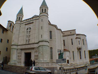 Kirche Rita